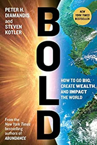 Bold: How to Go Big, Create Wealth and Impact the World (Exponential Technology