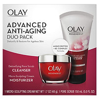 Advanced Anti Aging Skin Care Duo Pack