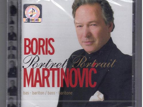 Boris Martinovich Basso Cantante-Portrait