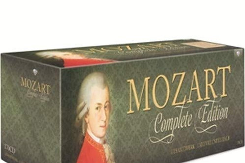 W.A.Mozart Complete Edition