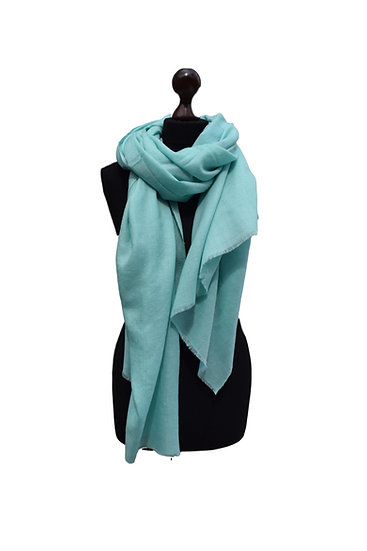 100% Cashmere - Pashmina from the Himalayas Handwoven