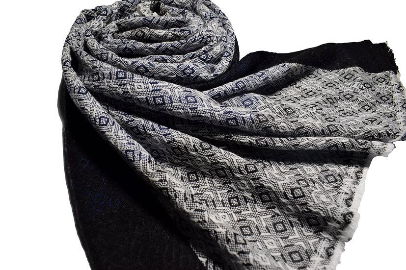 Handwoven Yak Wool Stole XXL for Women & Men