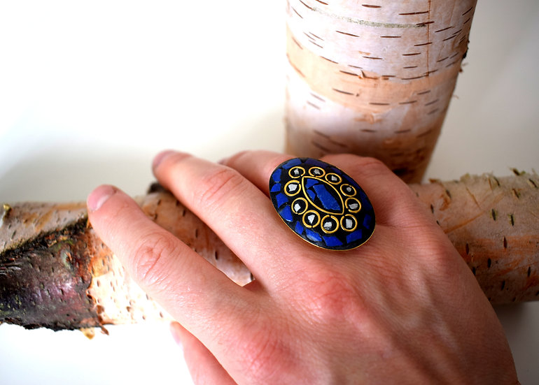 Handmade Indian Ring