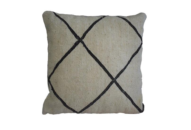 Handmade Moroccan Berber pillow 1 pc