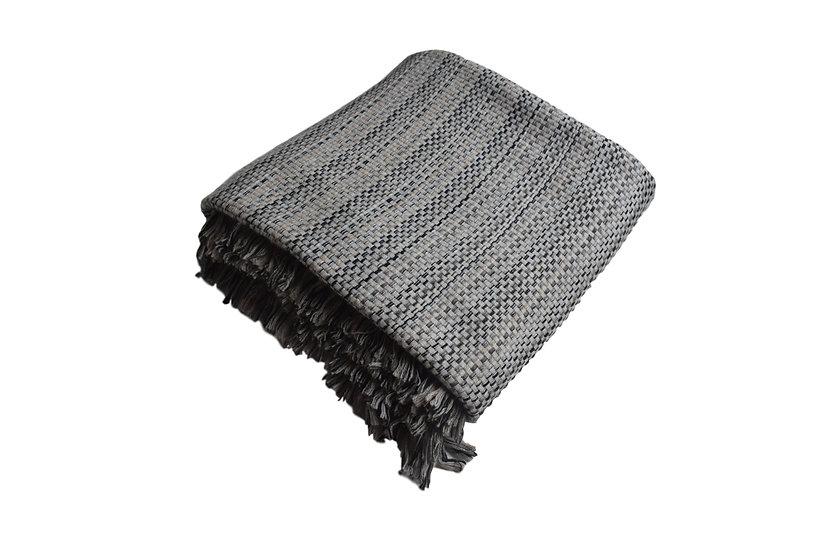 Handwoven Cozy Yak Wool Blanket