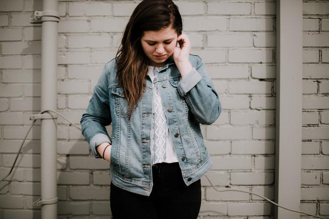 Portrait // Kayla Small