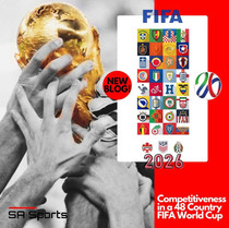 Is a 48 Country FIFA World Cup Format going to make the tournament less competitive?