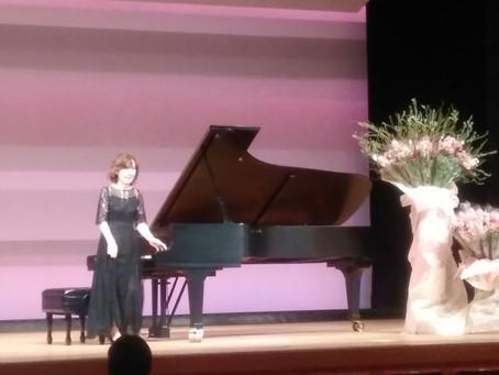 大人の為のピアノコンサート