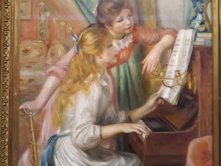 4歳のリトル ピアニスト達二人が習ってくれています。