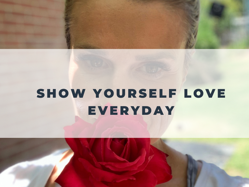 Show yourself Love every day