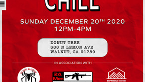 EVENT: Donuts and Chill 12-20-2020