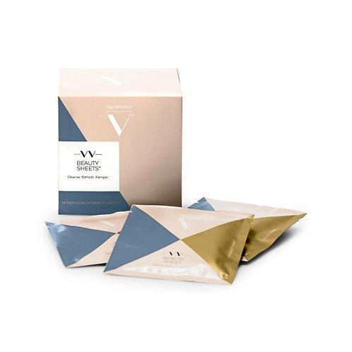 The Perfect V - Beauty Sheets