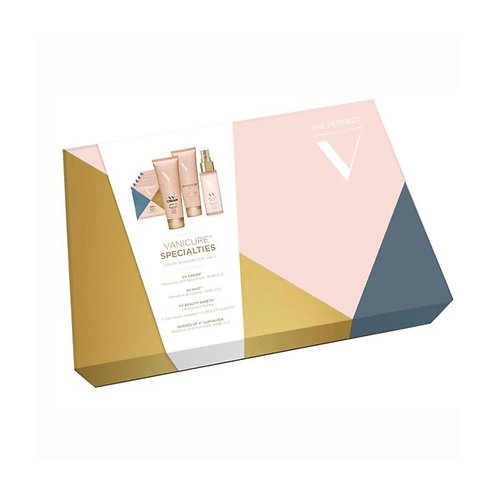 The Perfect V - Beauty Specialties for the V Kit