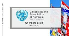 WA Annual Report 2009-2010