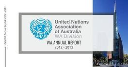 WA Annual Report 2012-2013