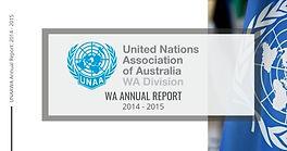 WA Annual Report 2014-2015
