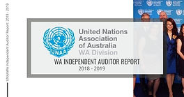 WA Independent Auditor's Report 2018-2019