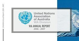 WA Annual Report 2006-2007