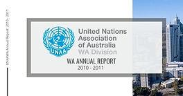 WA Annual Report 2010-2011