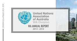 WA Annual Report 2013-2014