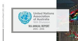 WA Annual Report 2005-2006