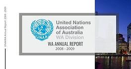 WA Annual Report 2008-2009