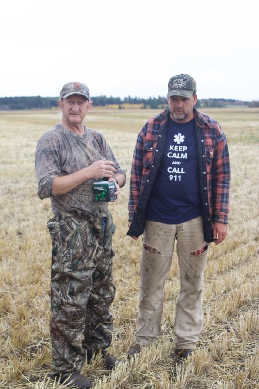 Denis and Brad