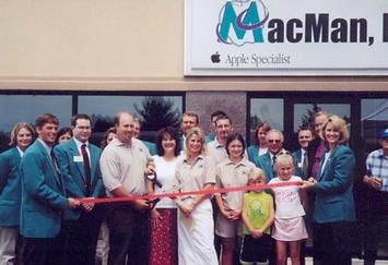 MacMan Opening