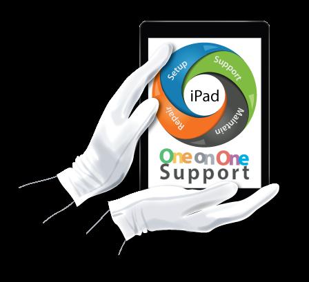 iPad White Glove Service & Training - 6 months