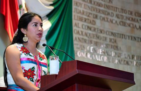 Busca diputada garantizar en la Constitución el acceso al agua para Pueblos indígenas y afromexicano