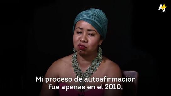 #MovimientoAfroMexico Es real, la discriminación racial en México esta en todos lados.