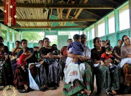 Regresan presupuesto a Red Nacional de Casas de la Mujer Indígena.