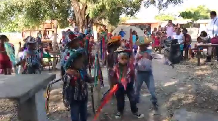 Danza de los Vaqueros.