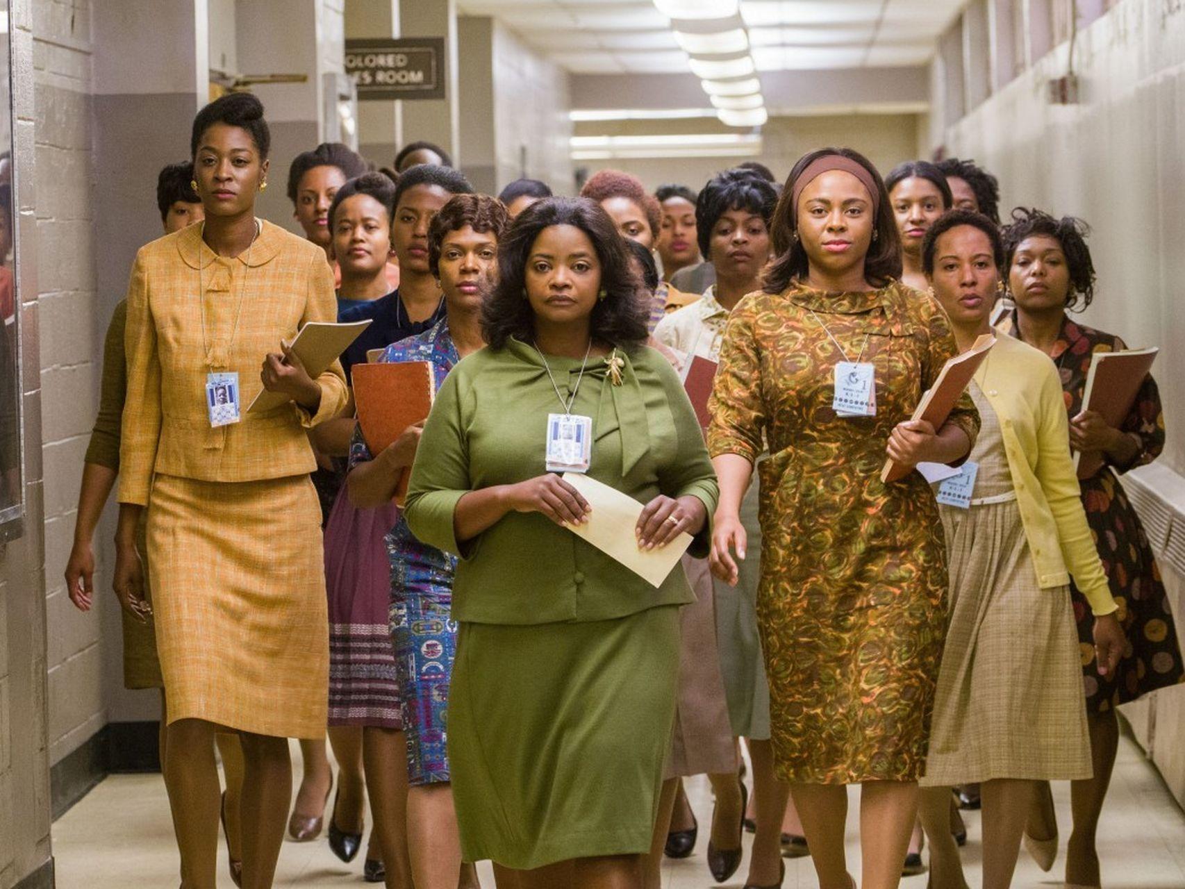 Las mujeres negras sin las que el hombre blanco no habría ido a la Luna.