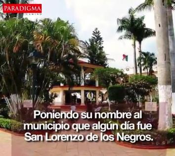 Una probadita de lo que debe contener la historía de México.