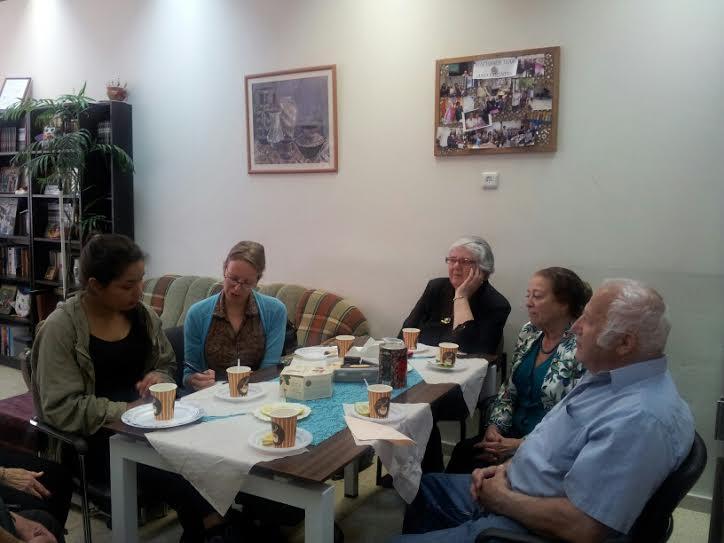Machaseh meeting