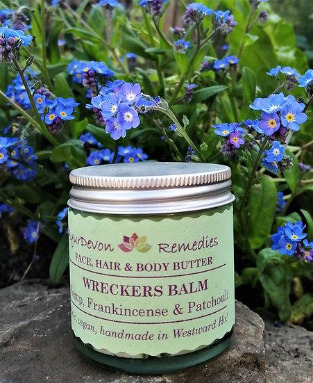 Hemp, Frankincense and Patchouli Lotion