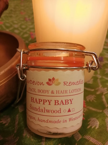 Happy Baby All-in-one lotion