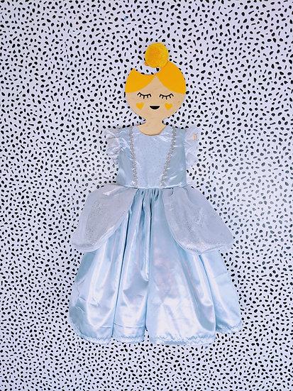 Cinderella inspire costume