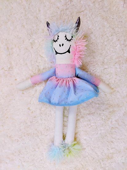 Winnie OOAK Doll