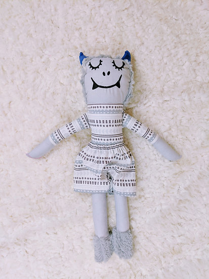 pippin OOAK Doll