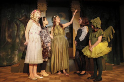 A roundel and a fairy song