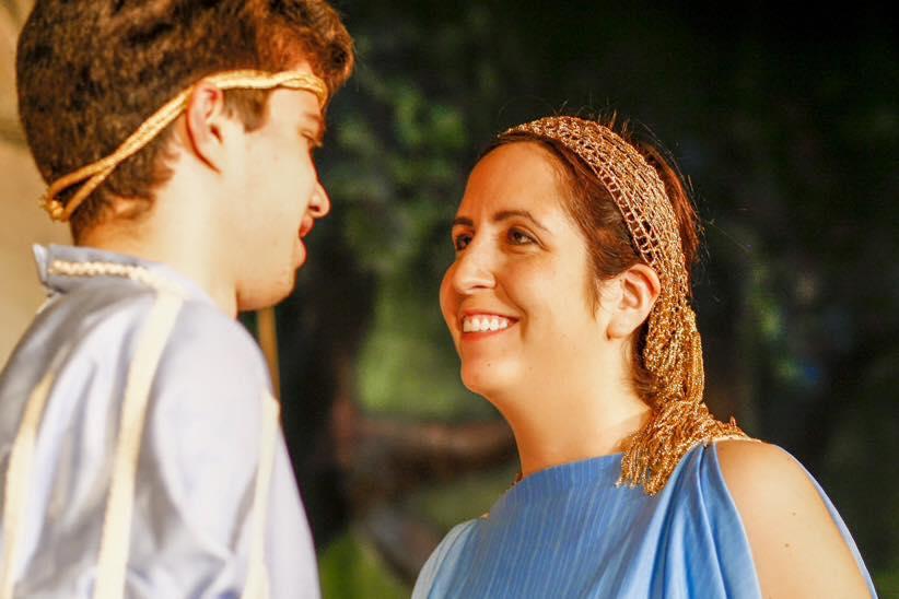 Demetrius and Helena