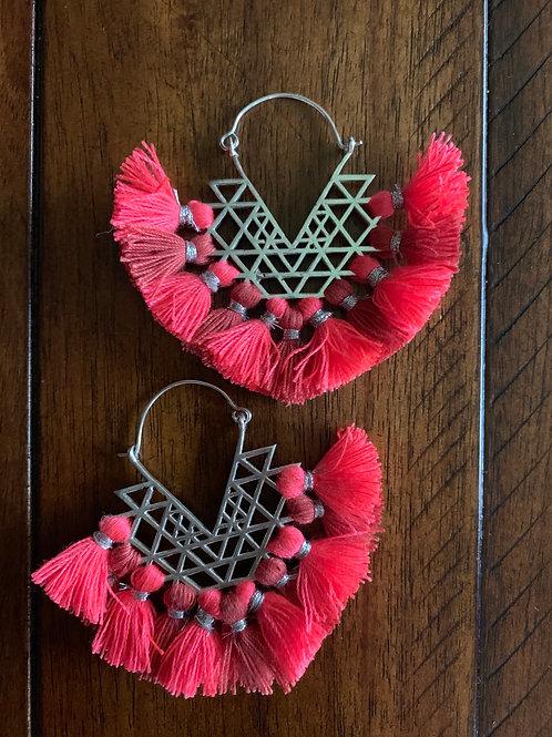 Aztek Babe Earrings