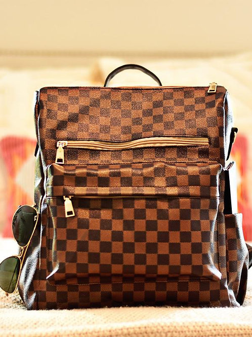 Checkmate Convertible Bag