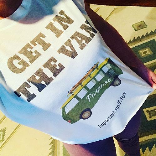 Get In The Van Tee