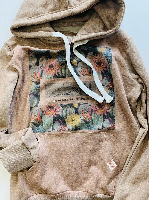 Succulent Hoodie