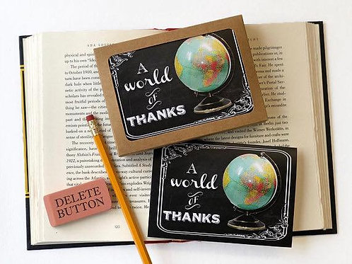 Thank You Card (Pack of 8)