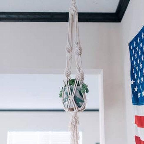 Versatile Hanging Planter