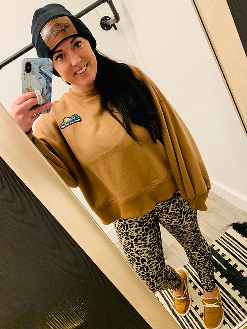 ISS Patch Sweatshirt